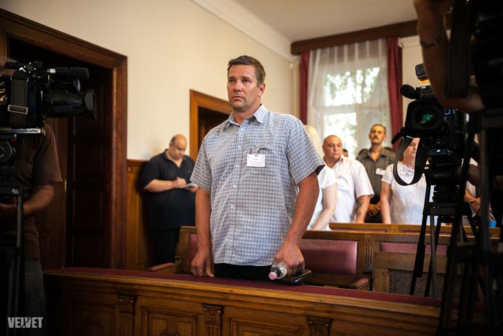 A fagyállós gazdaként elhíresült a Vajtai Pál a bíróságon