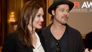 Angelina Jolie: Nem akarok vádat emelni Brad Pitt ellen