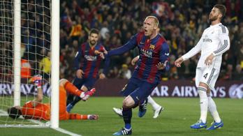 A Barca-védő nem játszik többet a francia válogatottban