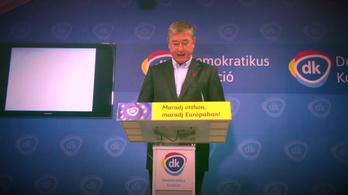 Gyurcsány: Győztünk, Orbánnak le kell mondania