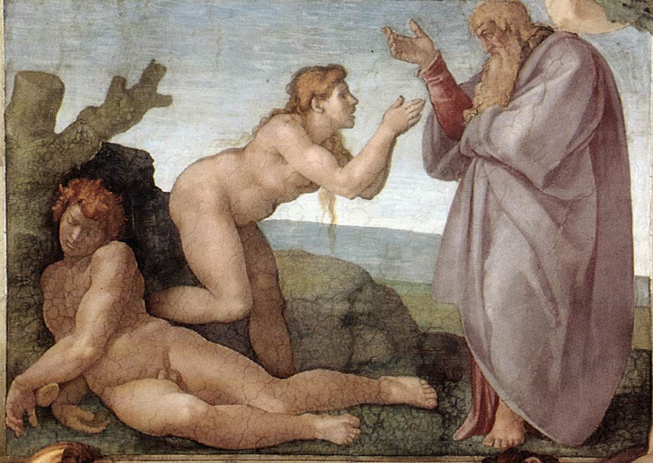 sixtus, Creation of Eve 01