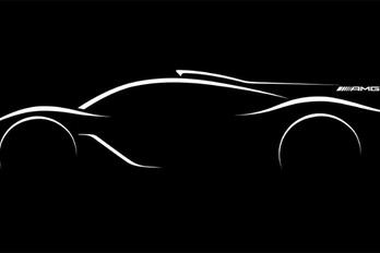 Már le is foglalózták az új AMG sportkocsit
