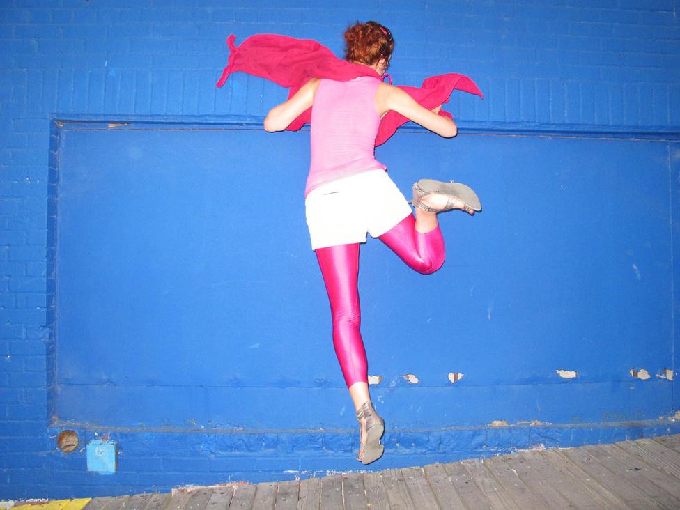 Zsuzsi, 2014. 09.28., Coney Island, New York