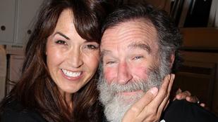 Robin Williams özvegye: egy terrorista élt a férjem fejében
