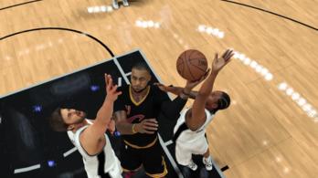 Jordannel játszani nem is olyan rossz