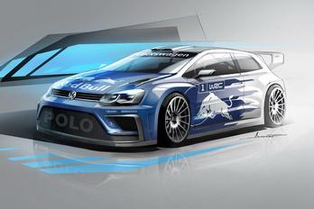 Új nevet kaphat a VW raliautója
