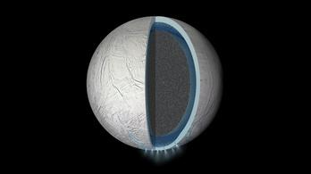 Hatalmas óceán rejtőzik a Dione felszíne alatt