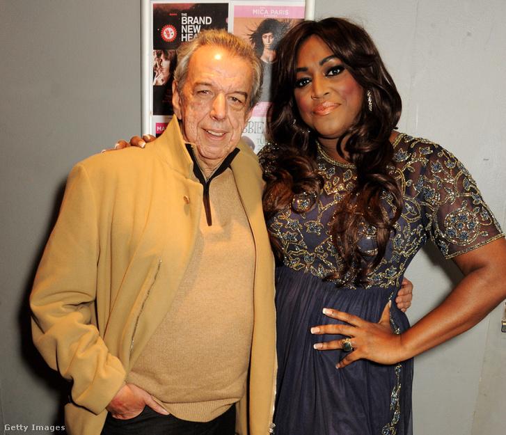 Rod Temperton és Mica Paris