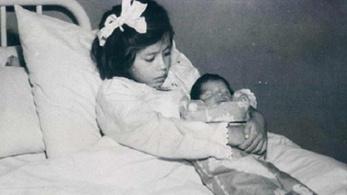 A világ legfiatalabb édesanyja: egy 5 éves kislány