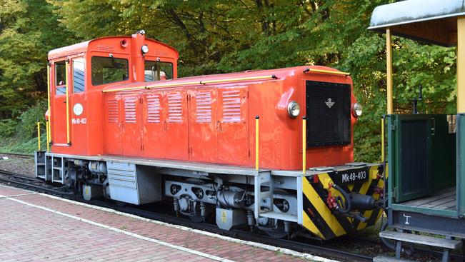 Zenélő vonatok és Fátyol-vízesés: ünnepel a szilvásváradi kisvasút