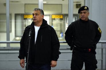 Orbán Viktor azt mondta, a terroristák elszánt emberek, és nekünk legalább olyan elszántnak kell lennünk, mint ők.
