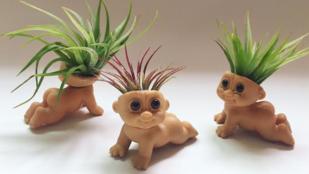 Menő vagy ciki a növényhajú Troll?
