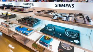 Ma már inkább ne főzzön, ha Bosch vagy Siemens gáztűzhelye van