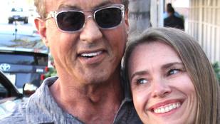 Íme a világ legnagyobb Sylvester Stallone-rajongója