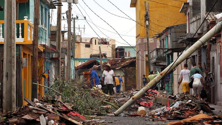 Elérte Floridát a Matthew hurrikán, Haitin már több mint nyolcszáz halott van