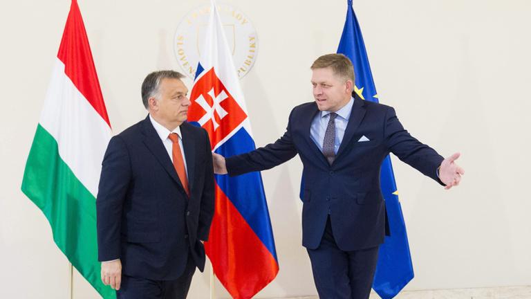 Orbán: Szlovákiában nem látni élő migránst