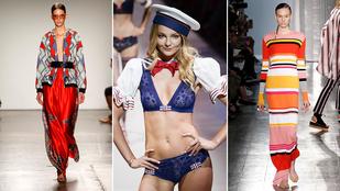 Tele volt magyar modellekkel a divathét