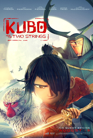 kubo and the two strings poster 10 a