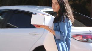 Egy biztos információ már van Mila Kunis születendő gyerekéről