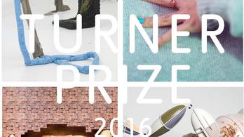 Óriási fenék fogadja a Turner-kiállítás látogatóit
