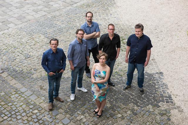 Oláh Szabolcs Quintet és Kalmár Panni