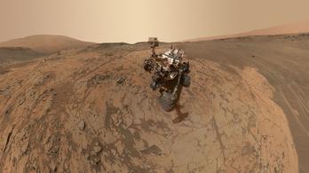 A Mars kérgéből ered a légköre egy része