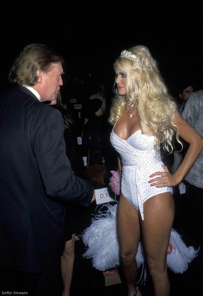Nem sok olyan híresség maradt, aki még ezek után is képes kiállni Trump mellett, és őt támogatni.