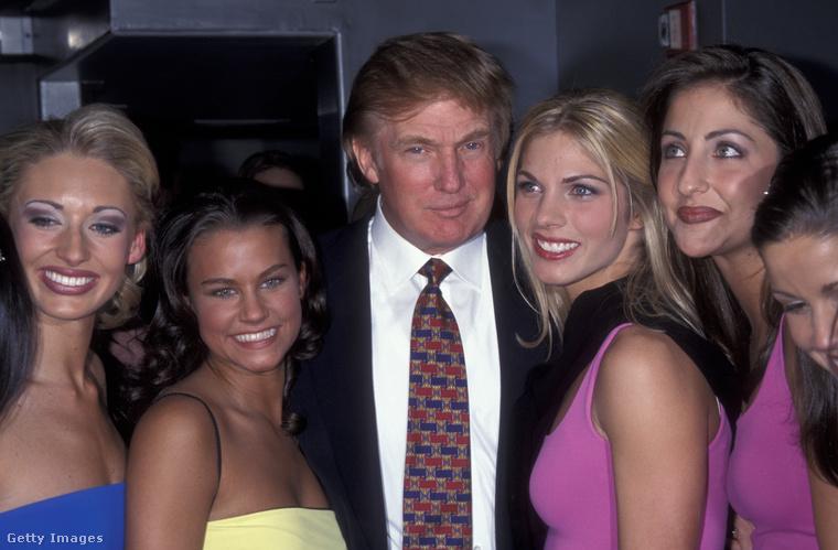 Donald Trump erre csak annyit volt képes reagálni, hogy De Niro rossz színész.