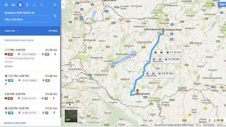 eger google térkép Index   Tech   Google Mapsre költözött a buszmenetrend eger google térkép
