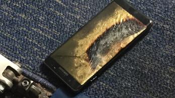 Ezért gyulladt ki a Galaxy Note 7