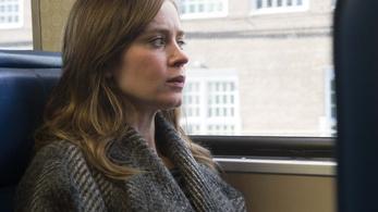 Lehet, hogy mégsem olyan rossz A lány a vonaton?