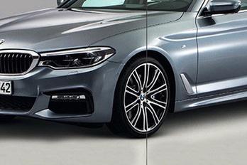 Kiszivárogtak az új 5-ös BMW képei