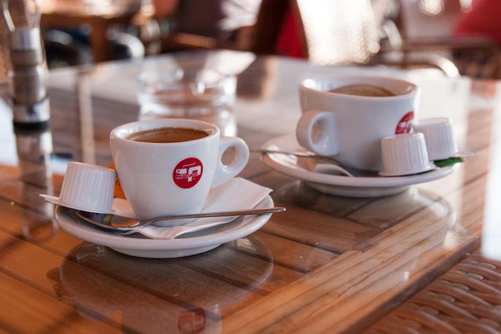 Kávé nélkül nem működünk megfelelően