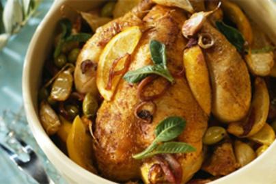 olivas citromos csirke lead
