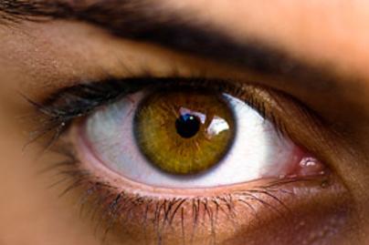 szem pupilla
