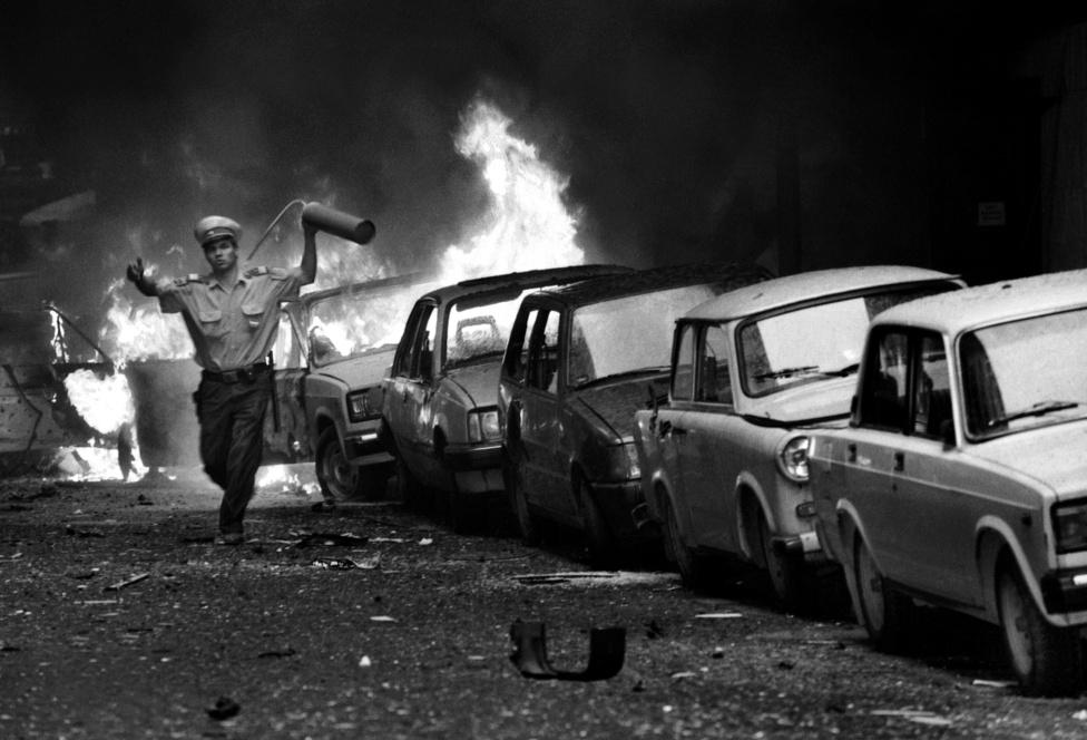 Az Aranykéz utcai robbantás 1998. július 2-án