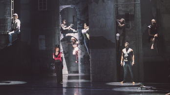 Magyar produkció a Cirque du Soleil nyomában