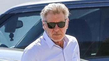 Nagyon drágán tört Harrison Ford lába