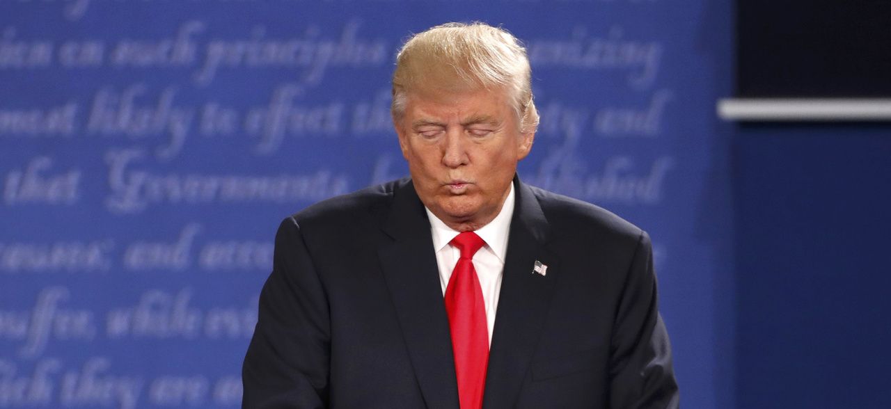 2016-10-11T104505Z 2 MTZGRQECAATVUTEB RTRFIPP 0 USA-ELECTION-DEB