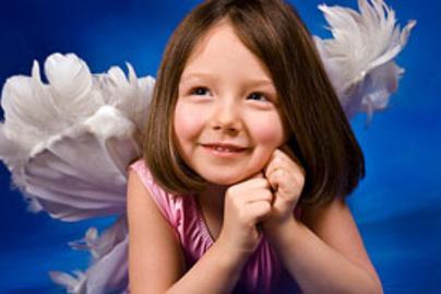 angyali gyerek