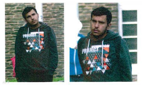 A rendőrség által kiadott fotó a férfiről