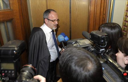 Szabó Imre, környezetvédelmi és vízügyi miniszter