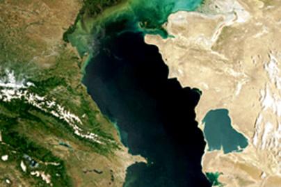 kaszpi tenger