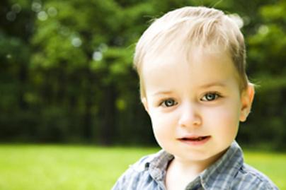 boldog gyerek kicsi