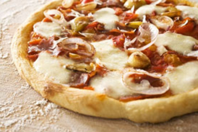 pizza kelesztes nelkul lead