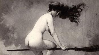Szex, drogok, seprűnyél – A boszorkányábrázolások eredete