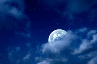 hold felho