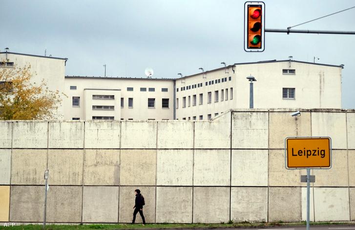 A lipcsei börtön
