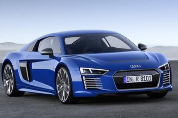 Megölik az Audi R8 e-tront