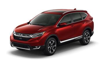 Új Honda CR-V: szabadulás az elvarázsolt kastélyból?